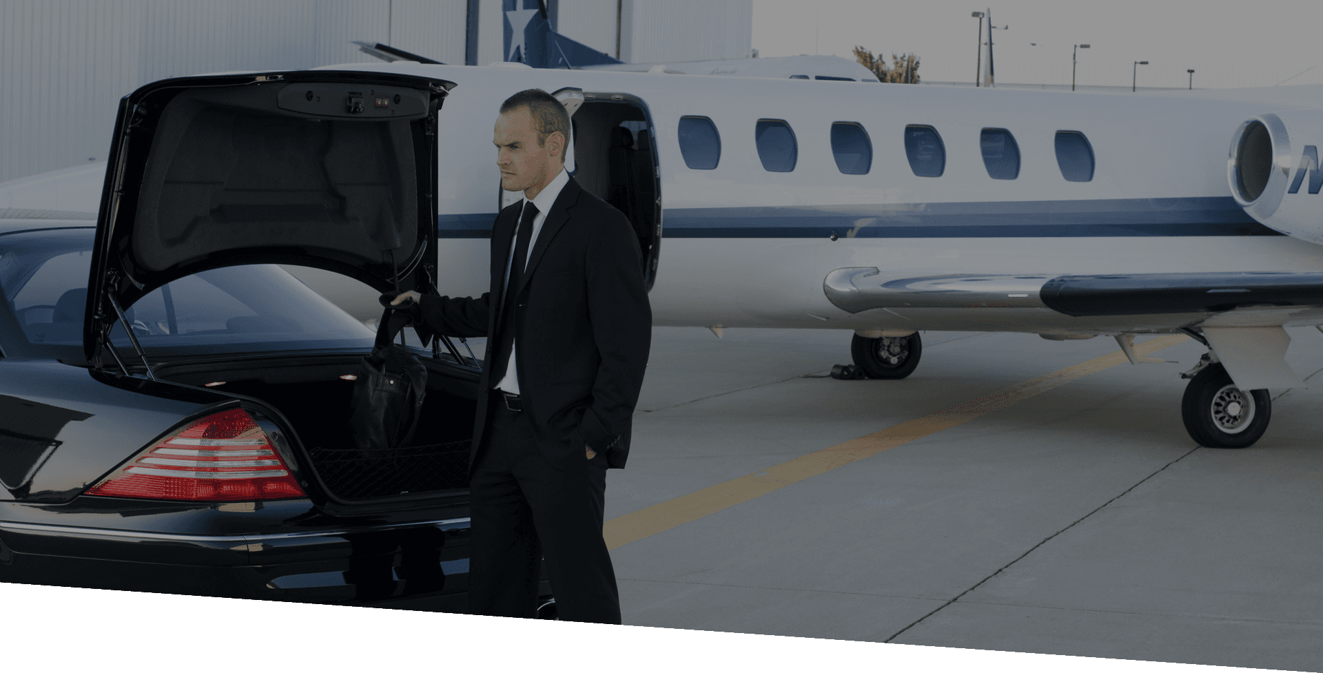corporate airport transfer