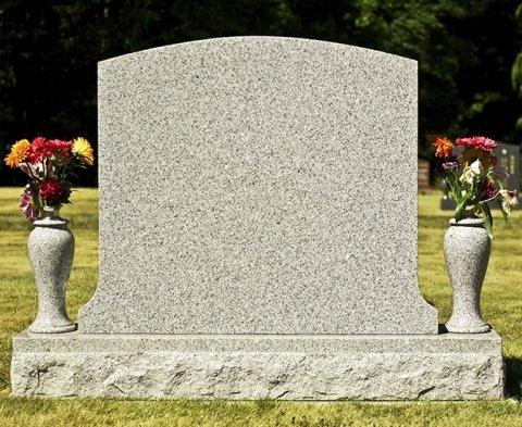 Lapide cimiteriale
