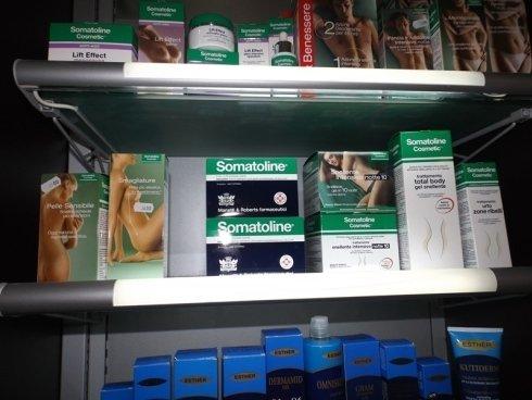assortimento crema Somatoline