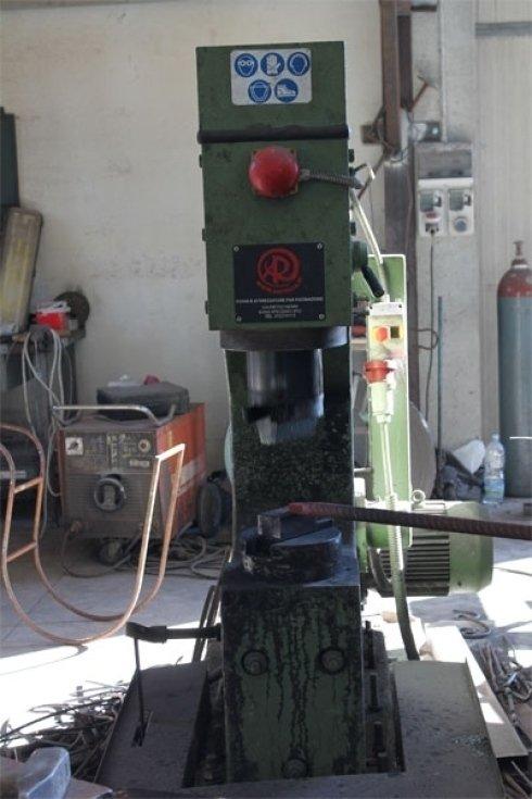 macchinari lavorazione ferro