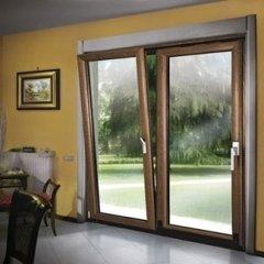 finestra alluminio legno