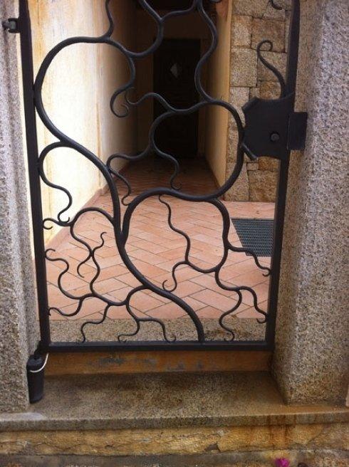 cancello decoro ramo