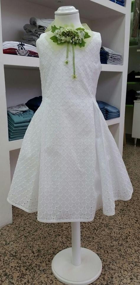abito da cerimonia ragazza