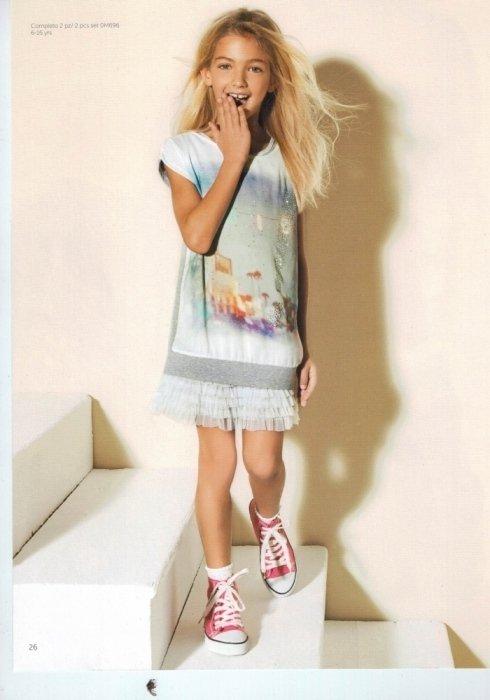 Abbigliamento giovanile femminile