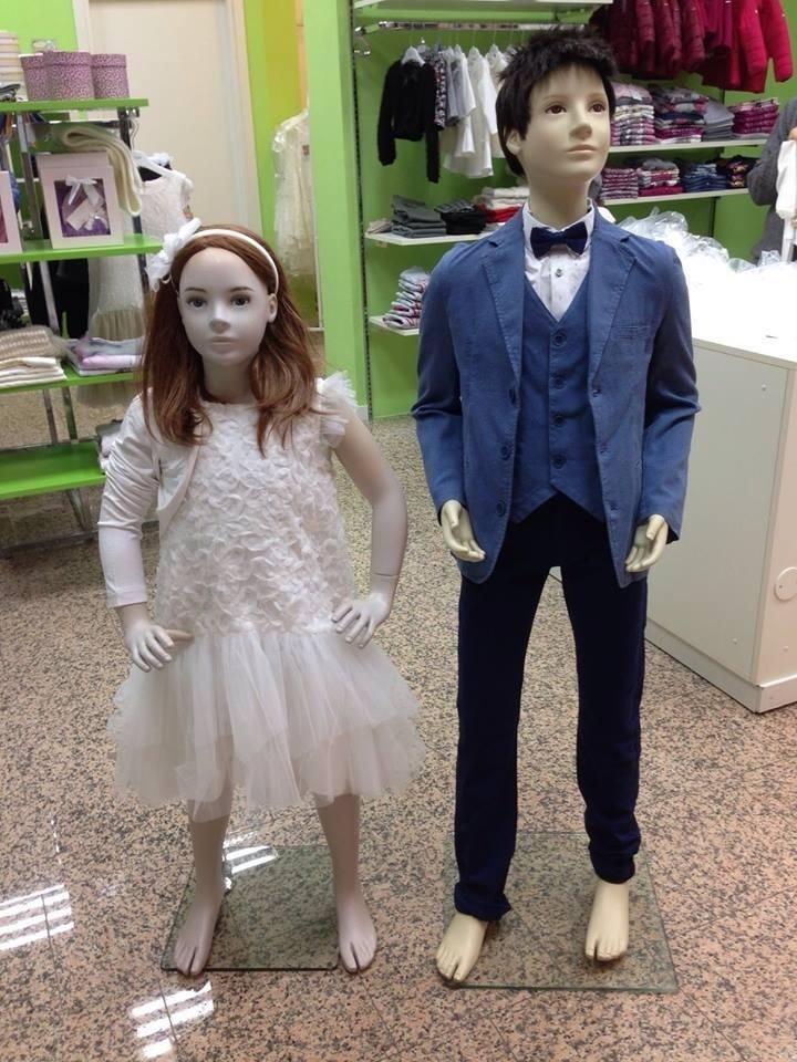 abiti da cerimonia per bambini
