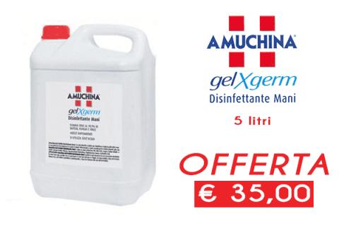 offerta amuchina gel disinfettante