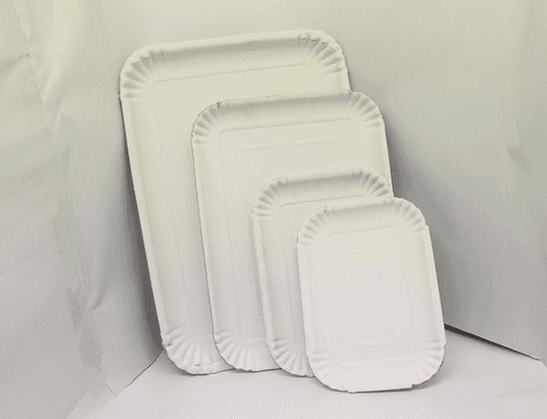 vassoi bianchi