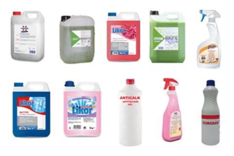 detergenti e antisettici