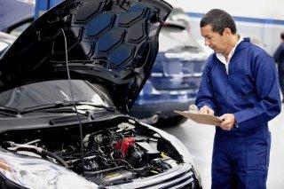Meccanico, riparazioni autoveicoli