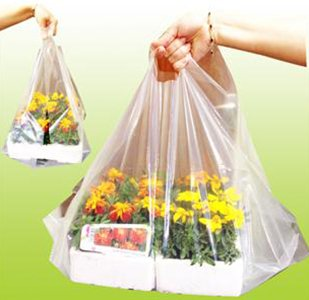 Degradable bags