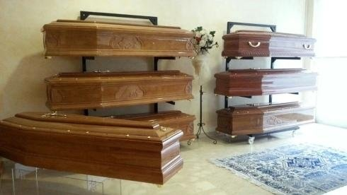 Forniture per funerali