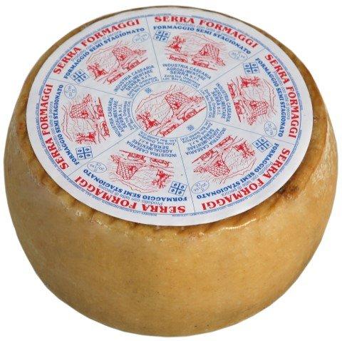 formaggio Semi Stagionato Serra