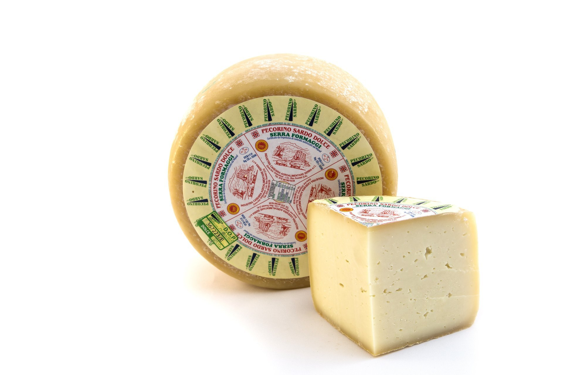 formaggio Dolce D.O.P.