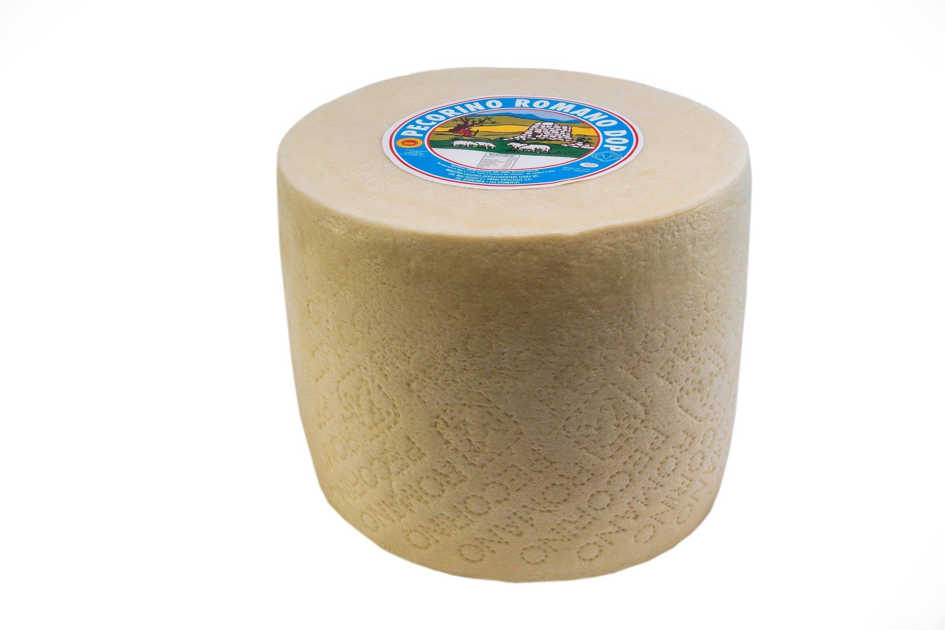 forma di formaggio stagionato