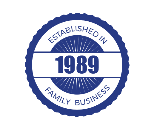 Family Business Established in 1989