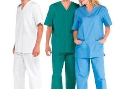 vestiti per infermiere