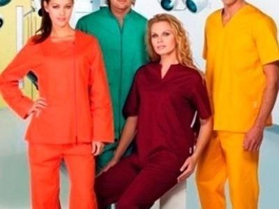 vestiti per infermieri