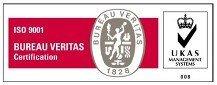 Bureau Veritas Certificate Logo