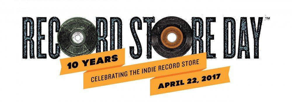 Record Store Day - April 22, 2017 - The List - Inner Groove Records - Collingswood, NJ