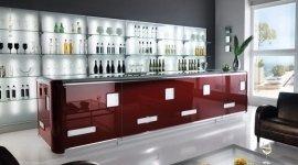 arredamento bar, arredo bar, wine bar