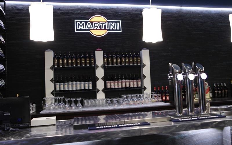 bar martini