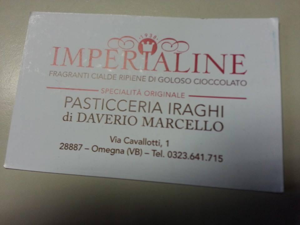 business card dell'attività