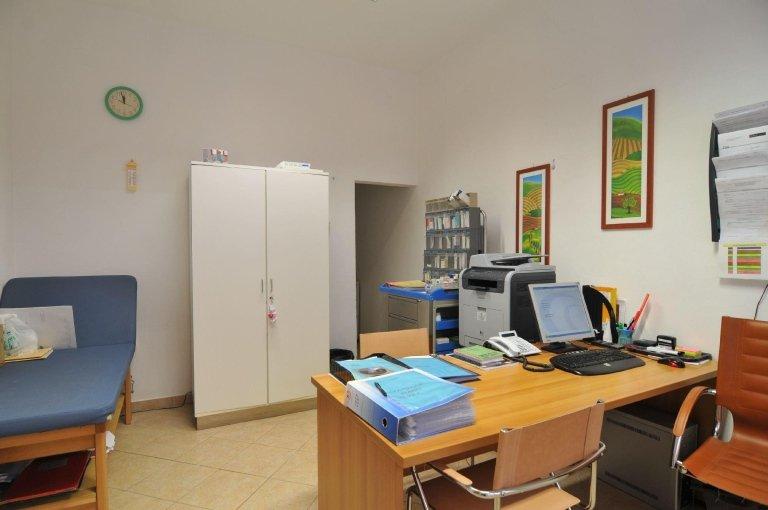 Stanza per visite mediche