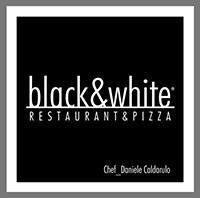 logo black e white