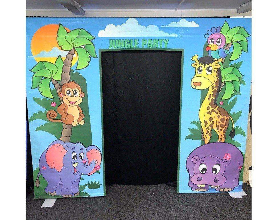 Jungle Entrance