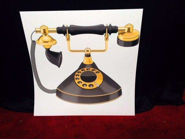 Telephone prop