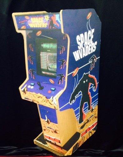 Prop 80s Space Invader