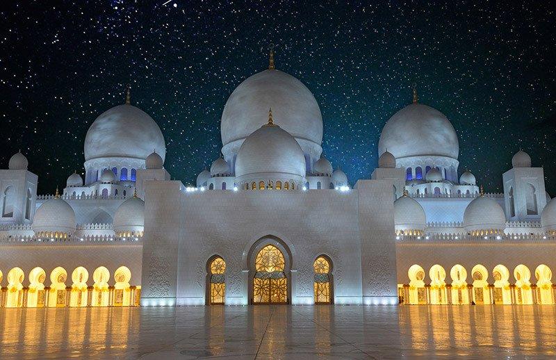 Backdrop Arabian nights