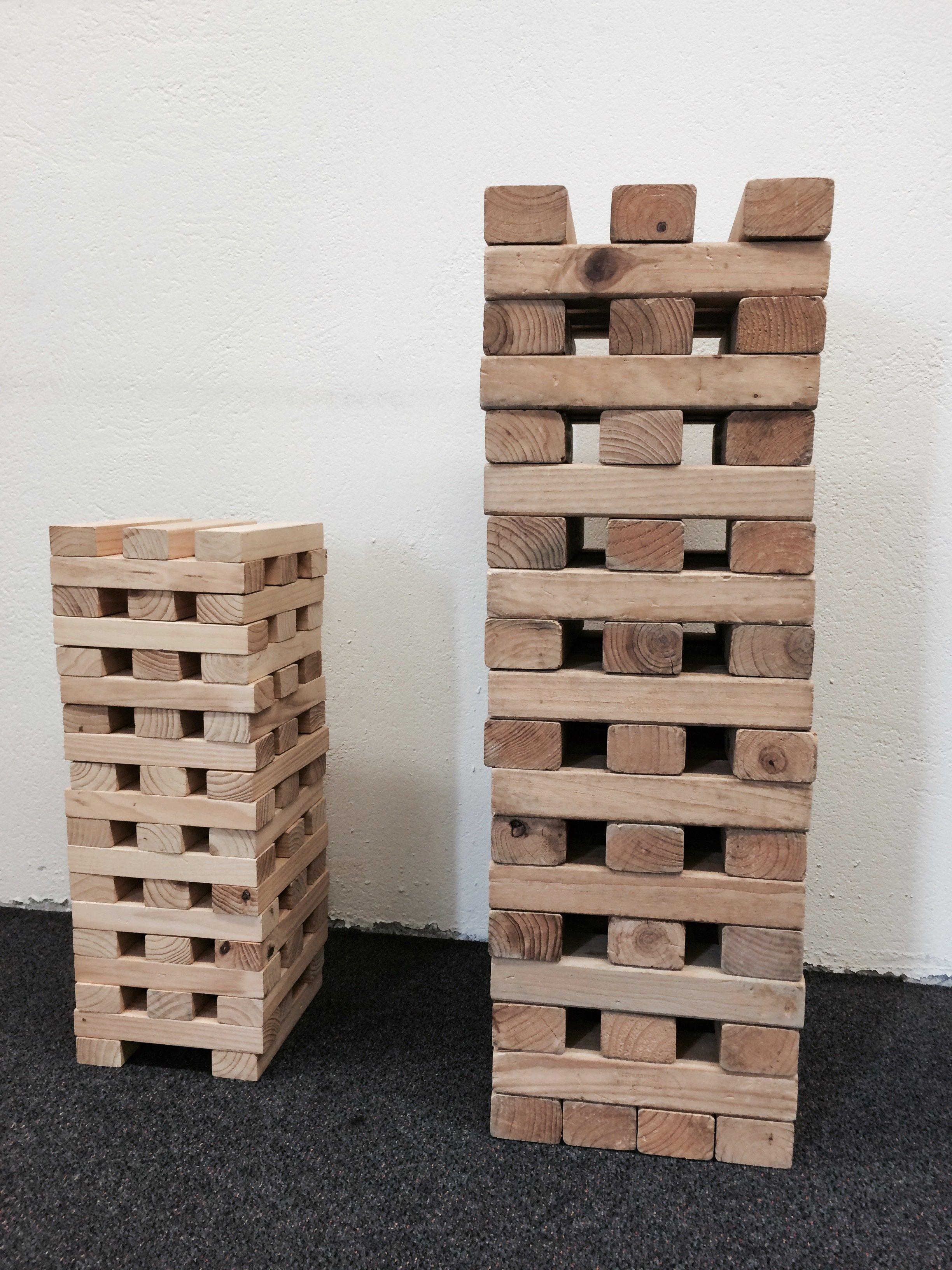 Jenga Tumble Tower Game