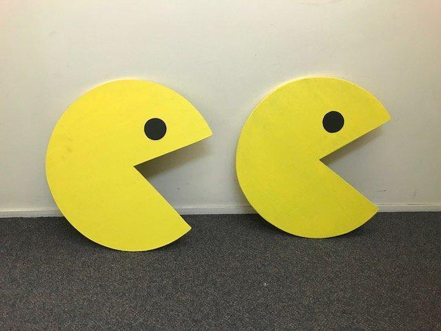 Pac Man Prop,