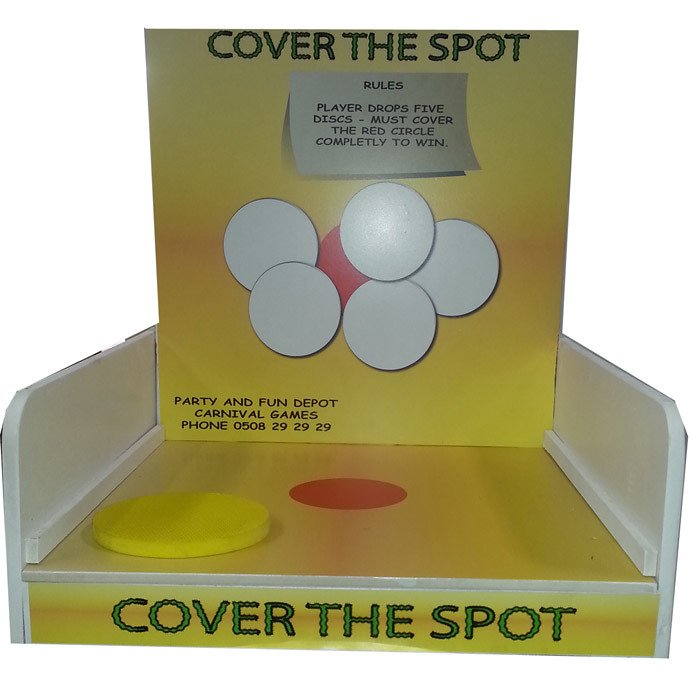 The Spot Game