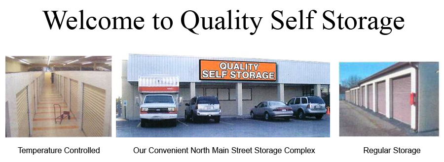 Quality Storage in High Point, NC