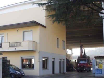 sede aziendale Alberti F.lli