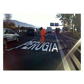 lavori autostradali
