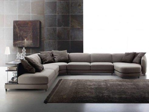 divano a elle beige