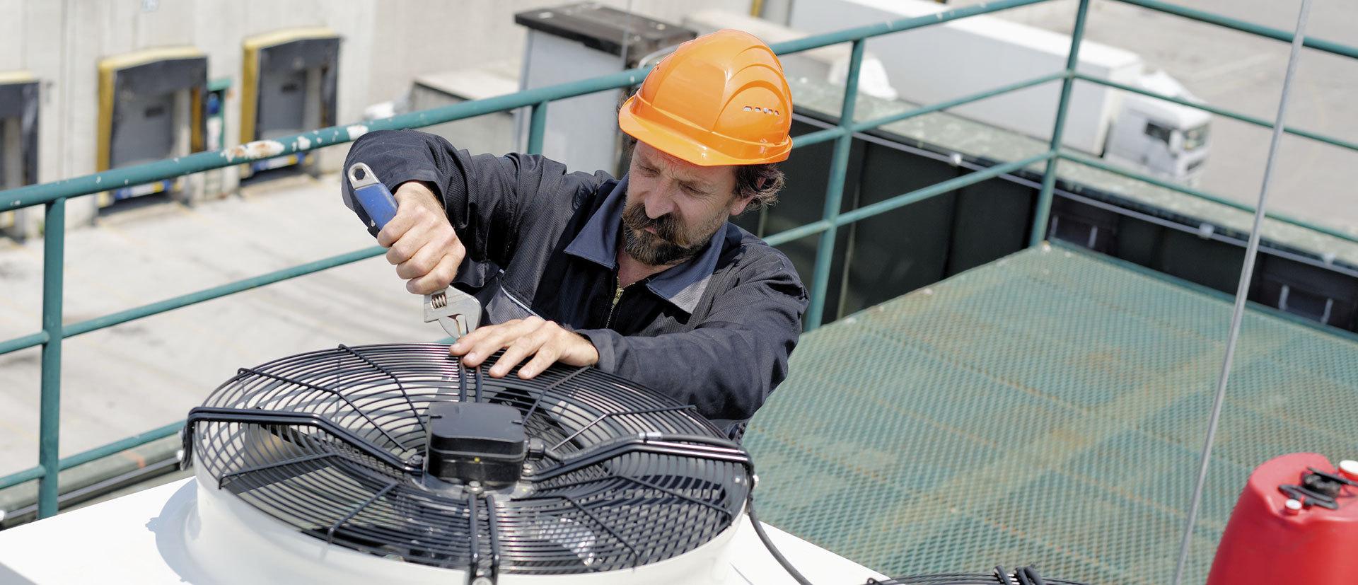 Commercial AC Repair Laredo, TX