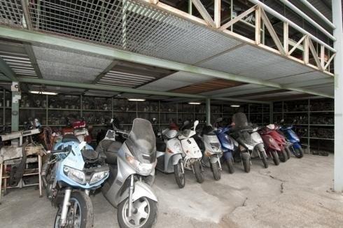 ricambi moto e scooter