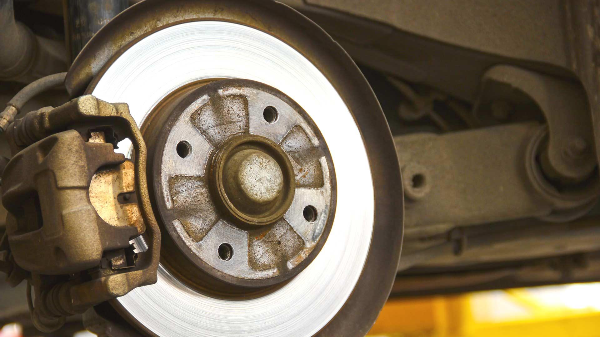 stop master brake service brake disc background