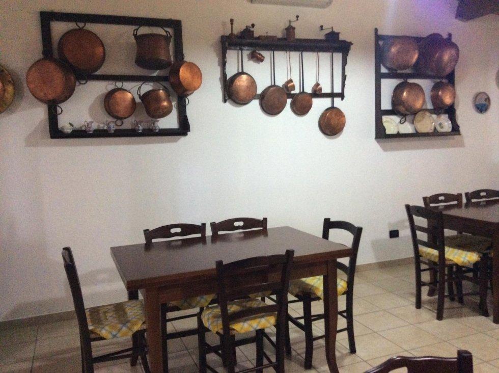 ristorante agriturismo Matera