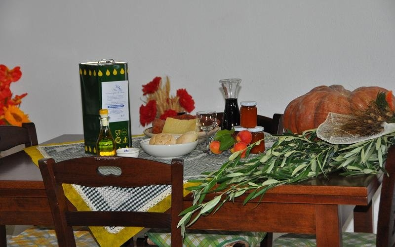 prodotti coltivati in agriturismo