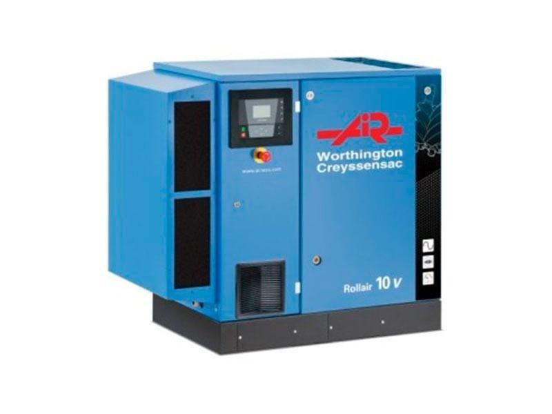 Compressori rotativi a vite_wco_Rollair10-20_leftfront - Azzen