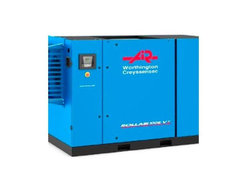 Compressori rotativi a vite_Rollair-100-EVT - Azzen