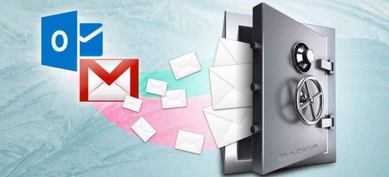 Respaldar correos de webmail