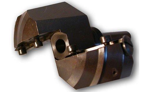utensili a fissaggio meccanico