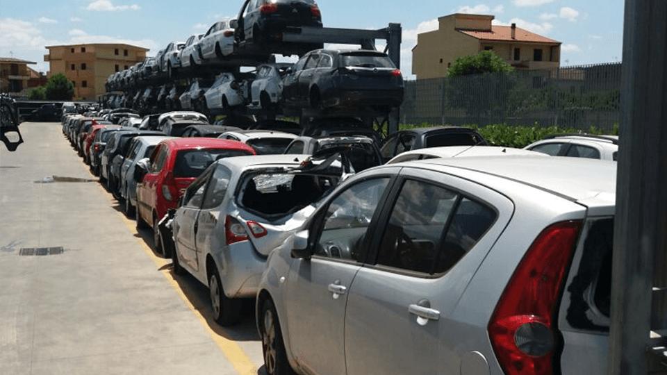 ricambi usati per tutte le auto