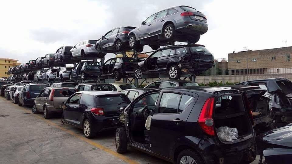 ricambi per carrozzerie